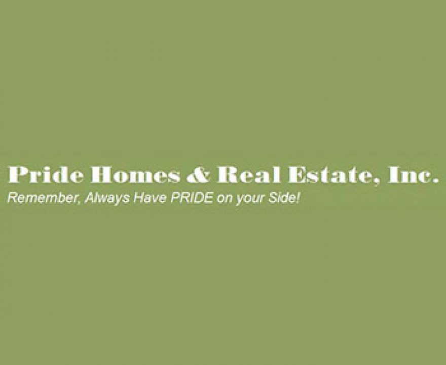 Pride Homes & Real Estate, Inc.