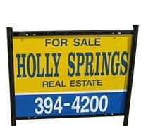 Holly Springs Real Esatate