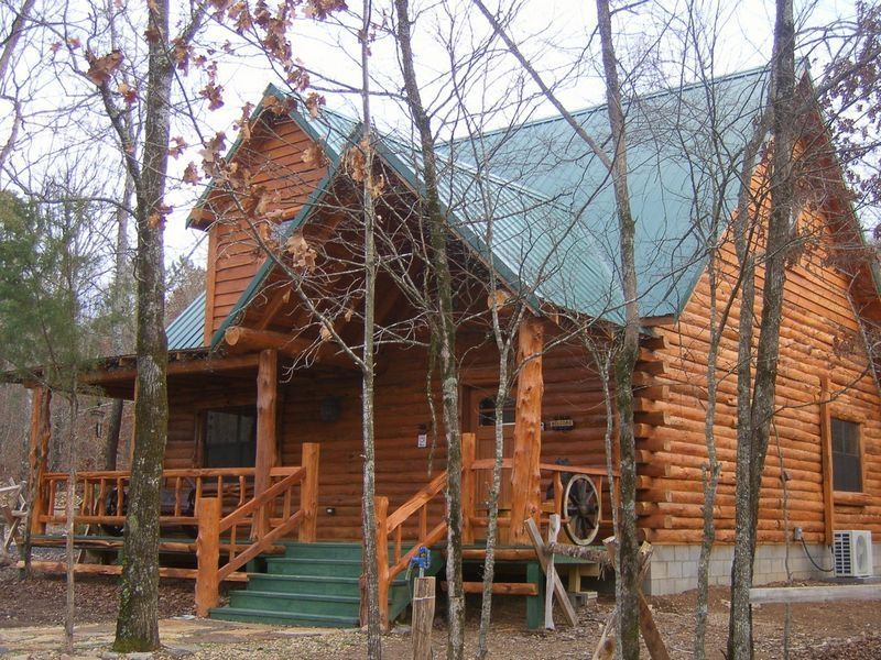 Wolfpen Creek Cabins