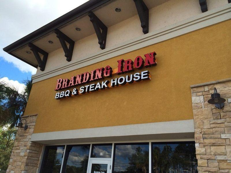 Branding Iron Steakhouse & BBQ